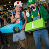 Toad and Luigi