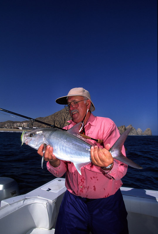 Amberjack, John Randolph, Cabo, Blue Water Fly Fishing