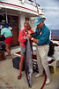 Wahoo, Wendy Gunn, Stu Apte, Wold Record 12-lb, Long Range, Mexico,Blue Water Fly Fishing