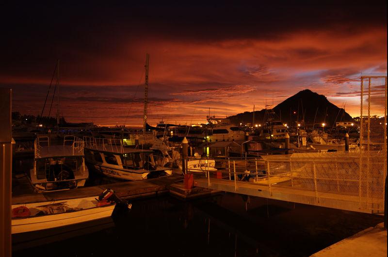 Sunrise, Cabo, Blue Water Fly Fishing
