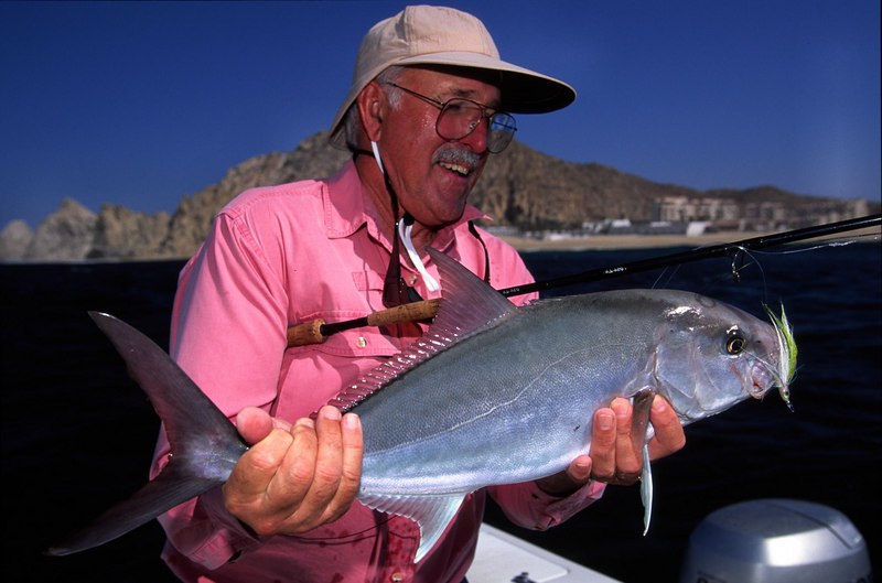 Amberjack, John Randolph, Cabo, Blue Water Fly Fishing