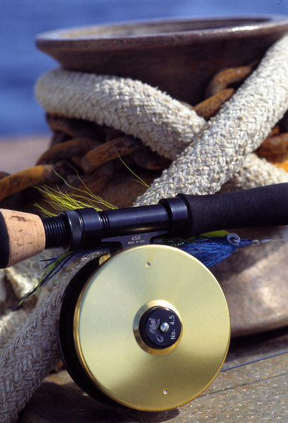 Blue Water Fly Fishing