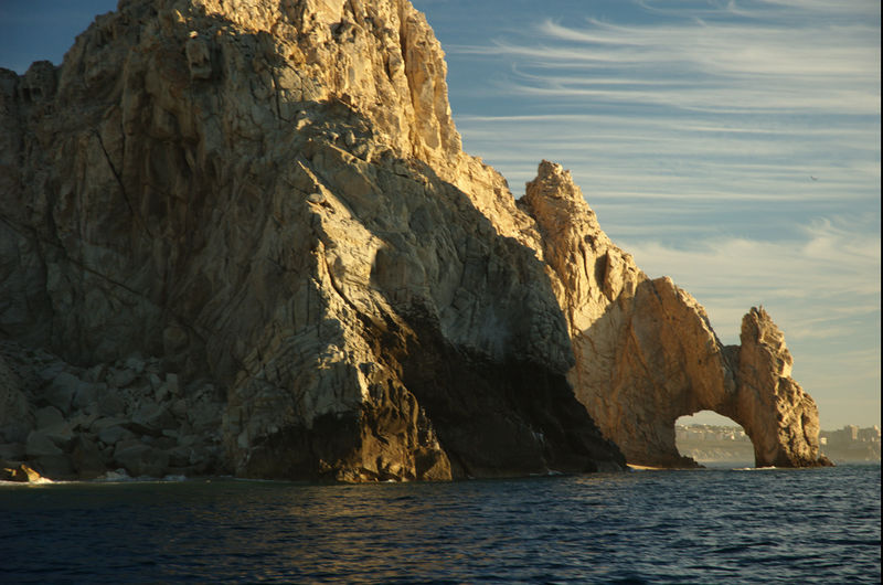 Los Arcos, The Arch, Cabo San Lucas Mexico Blue Water Fly Fishing