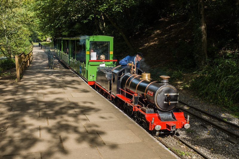 Saltburn railway