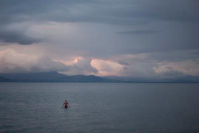 Evening Swim at Salterstown-IMG_6828
