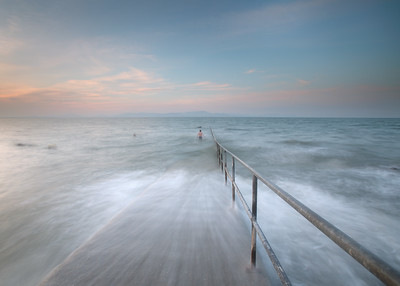 Evening Swim at Salterstown-1L8A0282