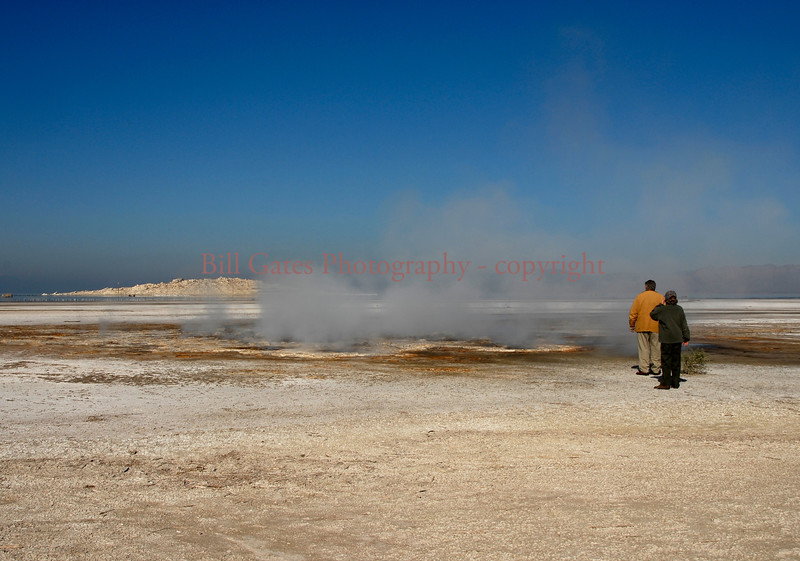 Hot Steam - Salton Sea