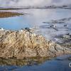 Salton Sea Thermal Pool Volcanic