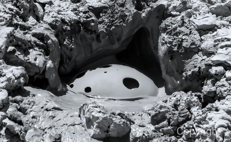 Salton Sea Bubbling Mud