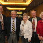 Mike Renn, Russ McCure, Marsha Taylor, Orson Oliver and Dawn Hitron.