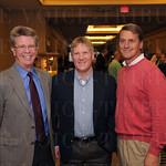 Don Korfhage, John Lunderergan and Michael Johnson.