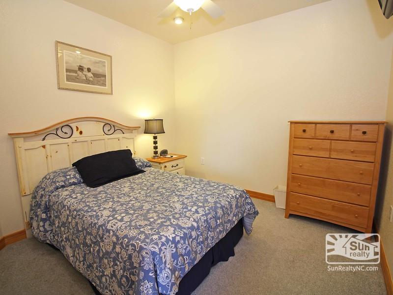 Top-Level Full Bedroom