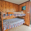 Bunk Bed in Queen Bedroom