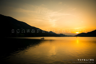 Fuschlsee - Sunset