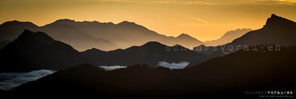 Sunrise - Salzburg