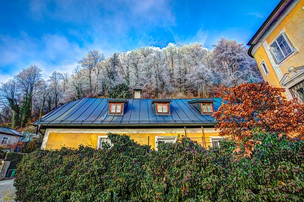 Salzburg, December 2016 on Day Three