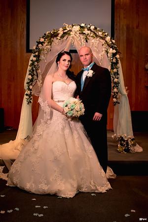 Sam & Ian Wedding