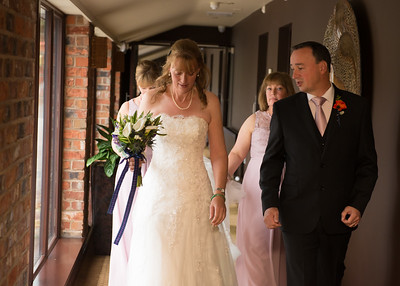 Moddershall Oaks Wedding Photographer - Staffordshire