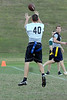 4x6 #6484 (brandon about to catch pass)