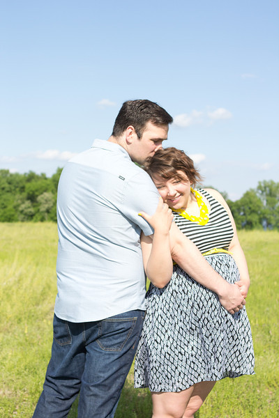 Samantha & Dylan Maternity