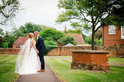 Samantha & Jonathan's Wedding