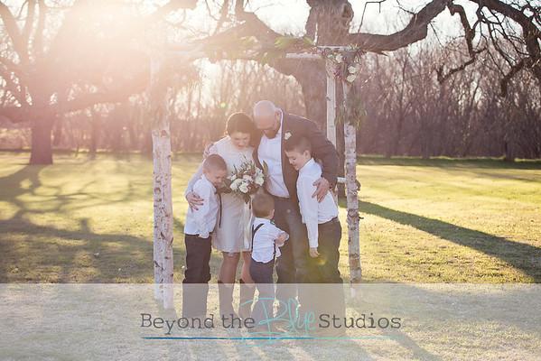 Samantha & Josh Howard Wedding January 2016