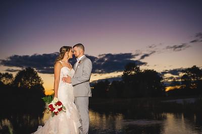Samantha and Blake Wedding Photos