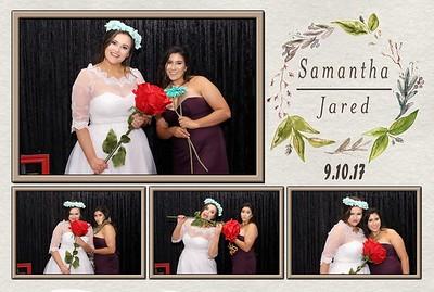 Samantha and Jared's Wedding