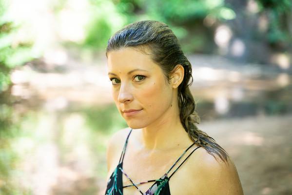 Samantha at Alum Park