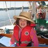 Samantha at Sea