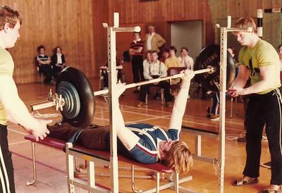 Íþróttir fatlaðra Sumaríþróttahátíð ÍSÍ 1980.