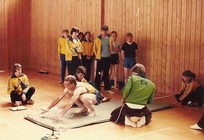 Eik, Langstökk án atrennu Sumaríþróttahátíð ÍSÍ 1980.