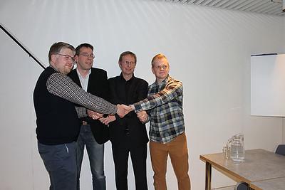 Stofnfundur Íþróttafélagsins Vestra í HSV