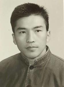 Liao Wen-ting Heimsókn kínverja til badmintonkeppni.