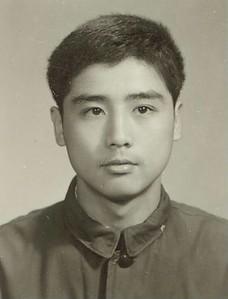 Li Peng Heimsókn kínverja til badmintonkeppni.