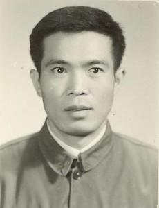 Li Tsung-kang Heimsókn kínverja til badmintonkeppni.