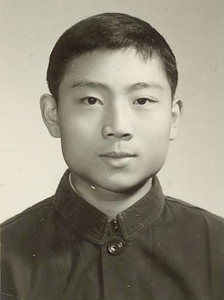 Wang Shia-lin Heimsókn kínverja til badmintonkeppni.