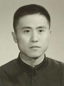 Li Shu-sen Heimsókn kínverja til badmintonkeppni.