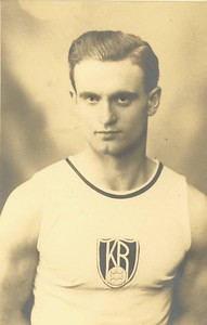 Brandur Brynjólfsson, KR.