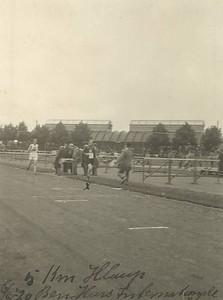 Jón Kaldal 5 km hlaup 1920 í Kaupmannahöfn. Tími: 15.59,1.