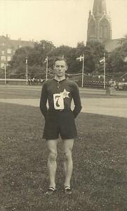 Arthur Nielsen, félagi Jóns Kaldals.