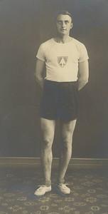 Stefán Bjarnason, mesti hlaupagarpur Ármanns 1927.