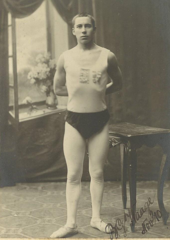 Benedikt G. Waage.