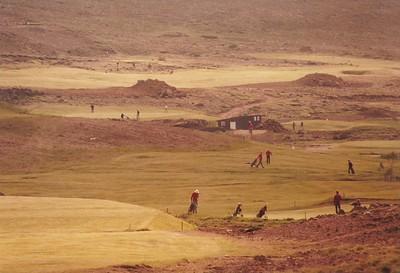 Sumaríþróttahátíð ÍSÍ 1980.