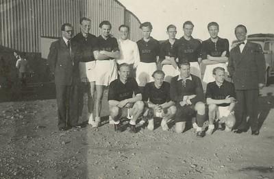 Handknattleikslið HK 1940.