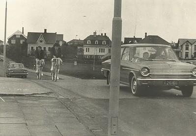 Hermann og Guðbergur Auðunssynir. Þessi mynd birtist í Íþróttablaðinu 5. tbl. 1971 bls. 117.