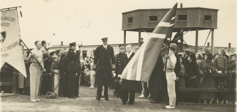 Melavöllur 1930