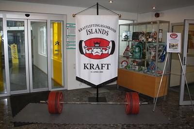 Stofnþing Kraftlyftingasambands Íslands - KRA