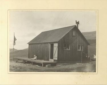 Skíðaskáli Íþróttafélags kvenna Skálafelli.