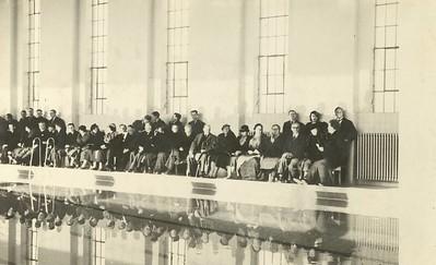Sundhöll Reykjavíkur vígð 23. nóvember 1937.
